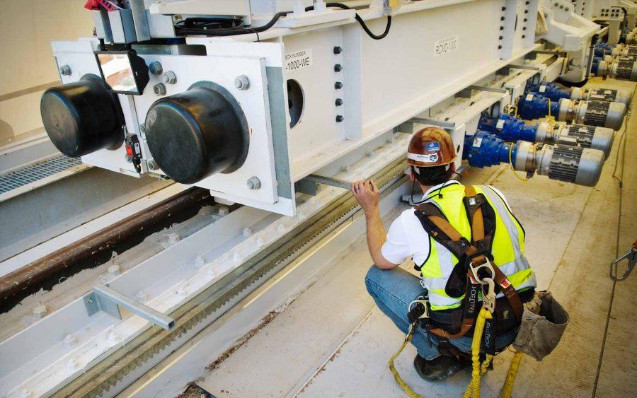 Industrial Construction Photographer San Antonio