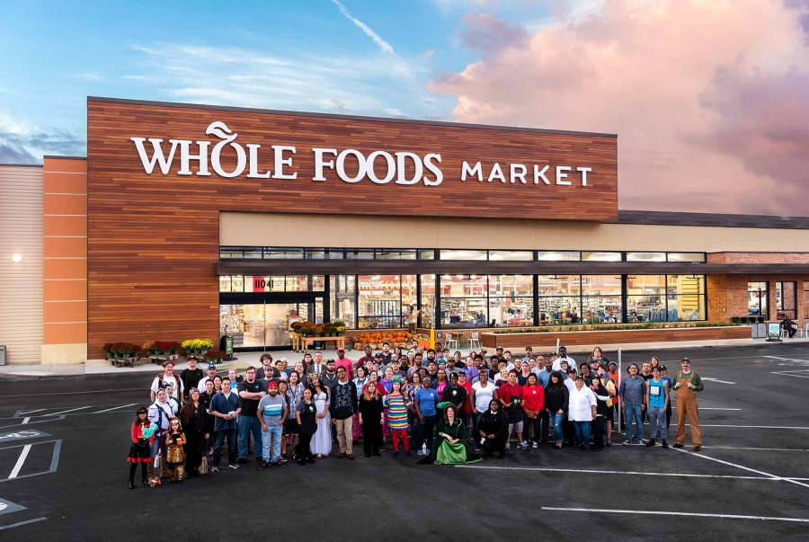 Whole Foods Group Photos After