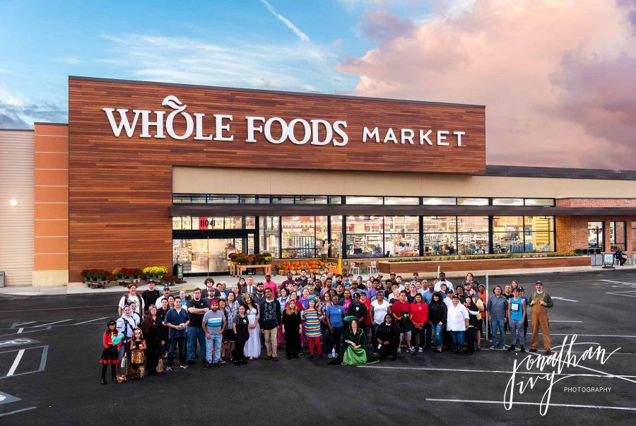 Whole Foods Group Team Photo