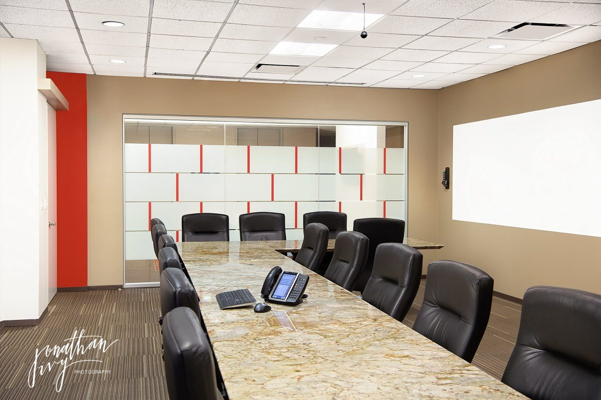 Corporate Office Conference Room Photography