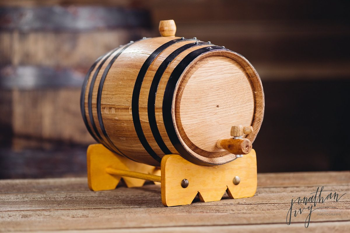 Product Photographer in San Antonio - Deep South Barrels