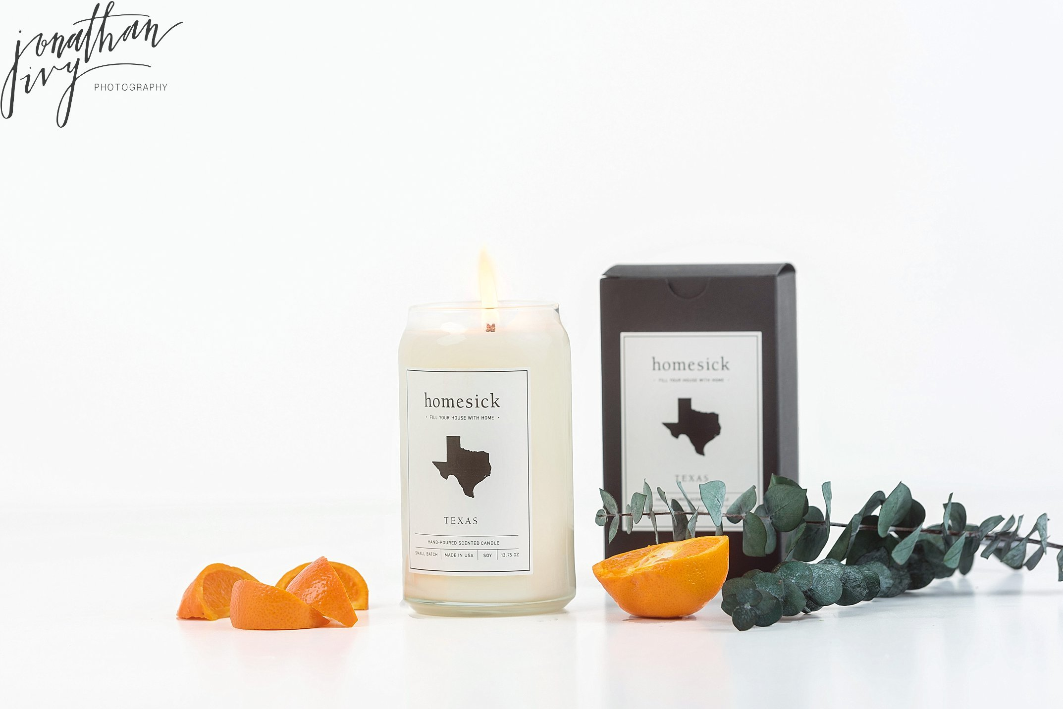 product photographer in san antonio tx homesick candles