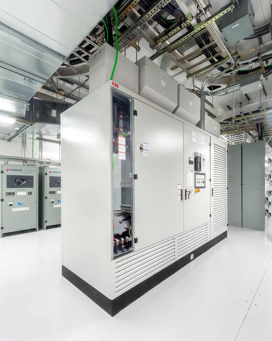 Commercial Electrical Systems Photography San Antonio