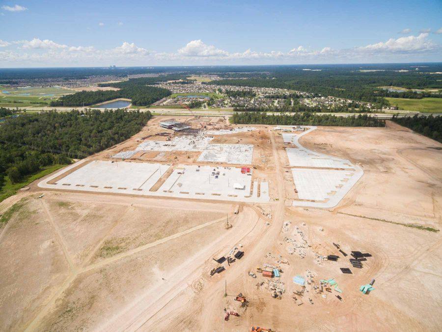 Developer Construction Aerial Photographers