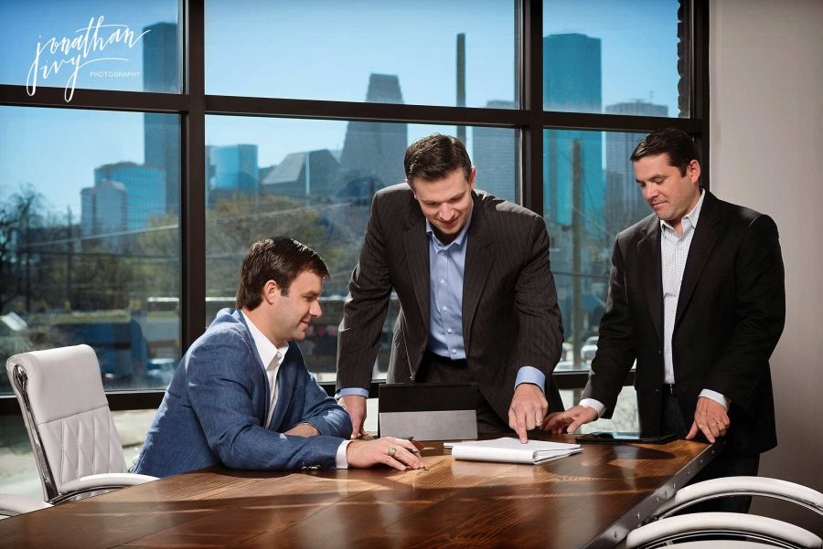 Corporate Conference Room Meeting Photography